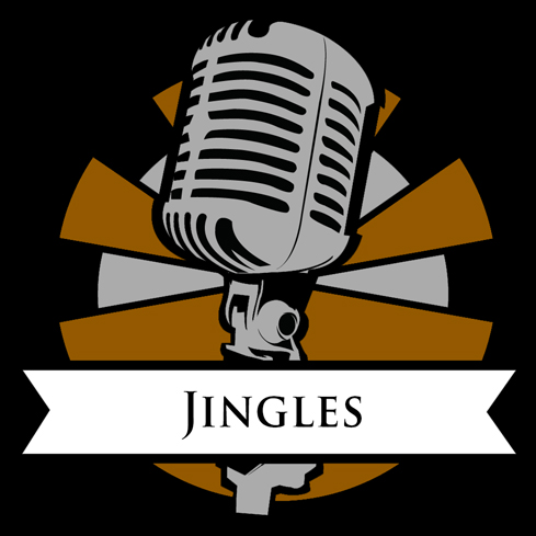 jingles  voice over - voiceover