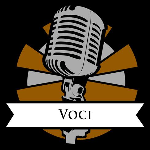 voci  voice over - voiceover