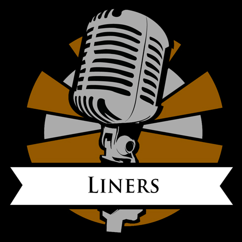 Liners  voice over - voiceover