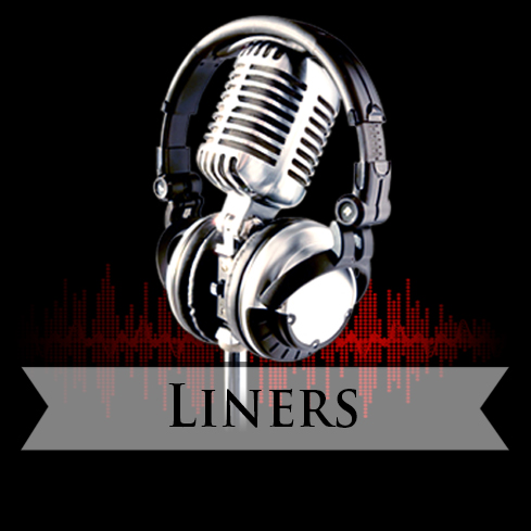 Liners1  voice over - voiceover