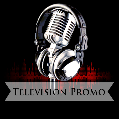 Television-Promo  voice over - voiceover